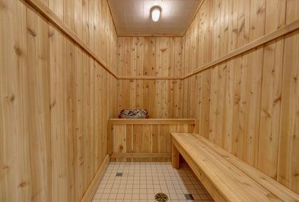 Sauna at 501 - 50 Old Mill Road, Oakville