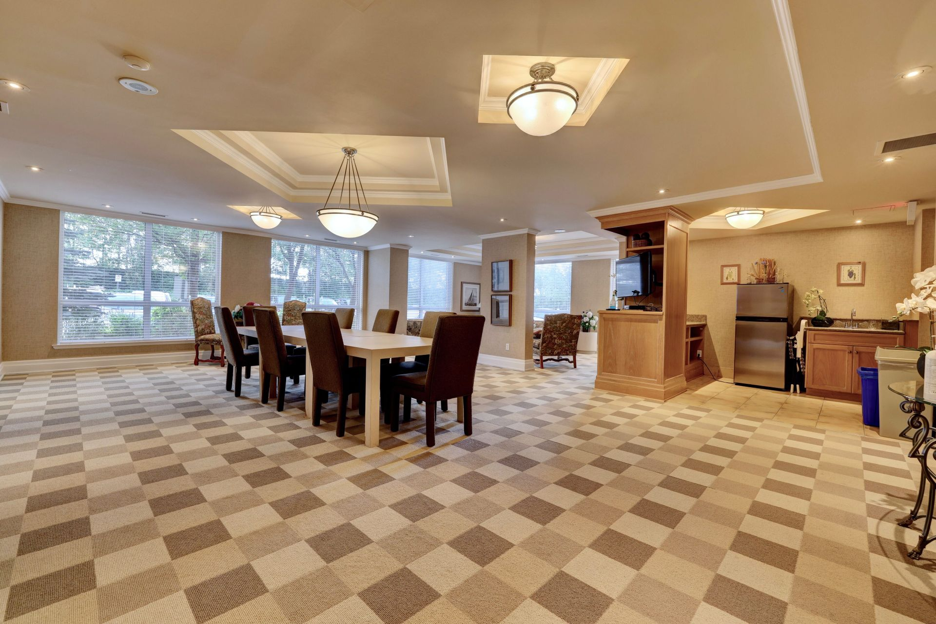 Luxury Amenities at Oakville Heights at 501 - 50 Old Mill Road, Oakville