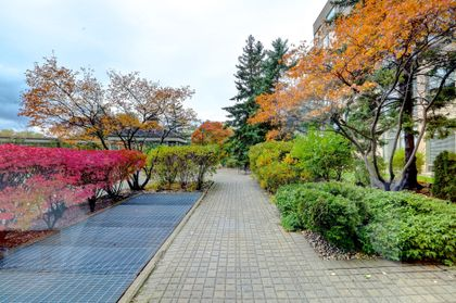 Outside Space at 403 - 2511 Lakeshore Road West, Bronte West, Oakville
