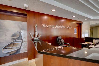 Concierge at 403 - 2511 Lakeshore Road West, Bronte West, Oakville