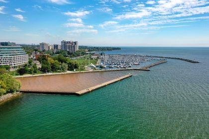 Bronte Harbour at 403 - 2511 Lakeshore Road West, Bronte West, Oakville