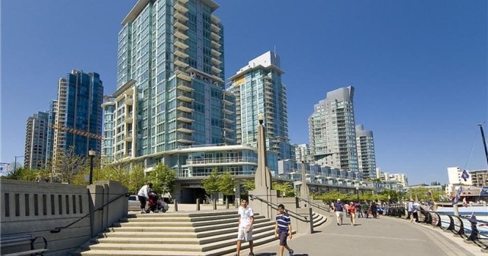1006 - 499 Broughton Street, Coal Harbour, Vancouver West