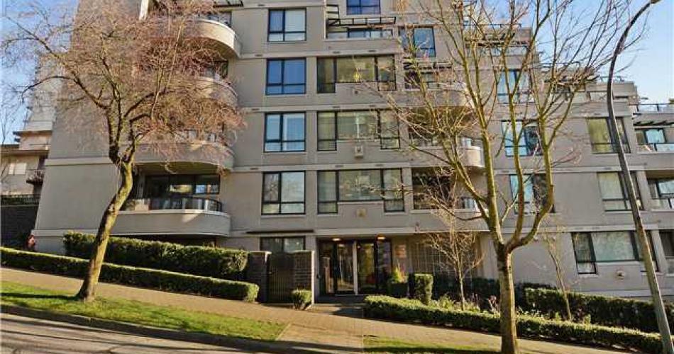 #203 - 1330 Jervis Street, West End VW, Vancouver West