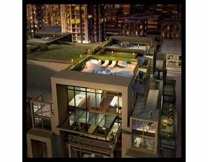 penthouse-high at 1055 Richards Street, Yaletown, Vancouver West