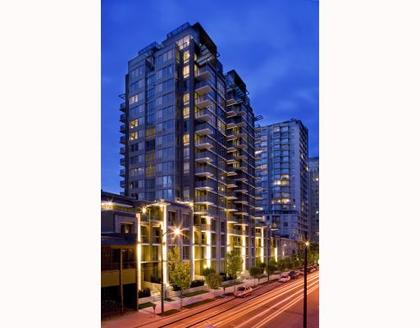 photosunset at 1055 Richards Street, Yaletown, Vancouver West