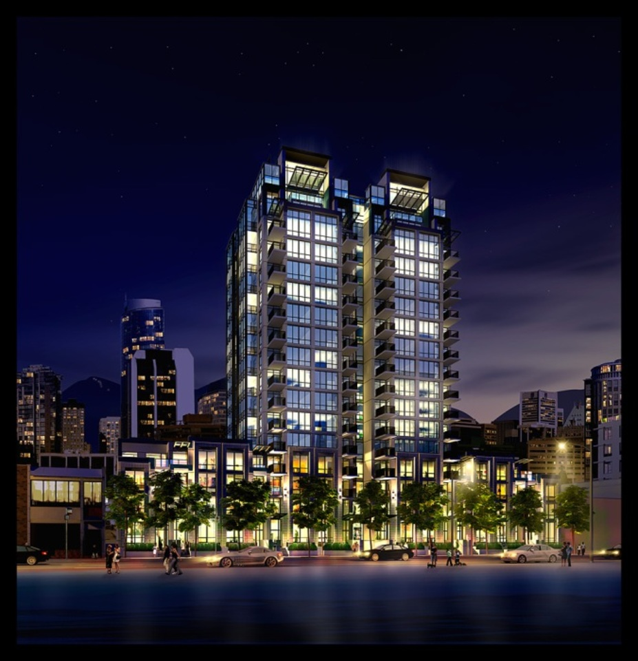 1055 Richards Street, Yaletown, Vancouver West