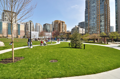ericgrantrealtorvancouverpark at 1199 Seymour Street, Yaletown, Vancouver West