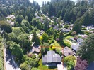 Drone at 5664 Marine Drive, Eagle Harbour, West Vancouver