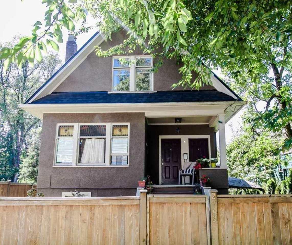 2749 Carolina Street, Mount Pleasant VE, Vancouver East