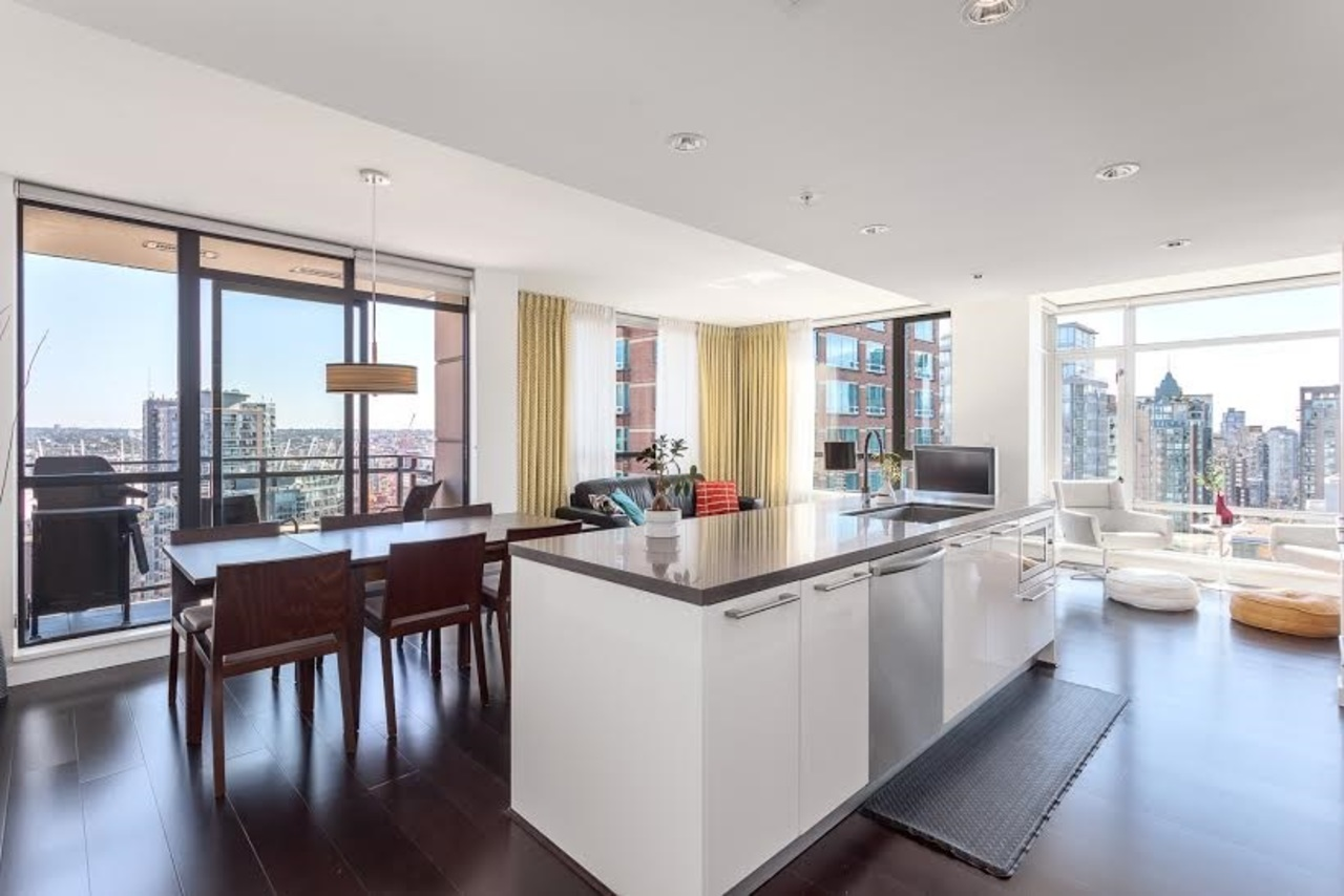 2601 - 788 Richards Street, Downtown VW, Vancouver West