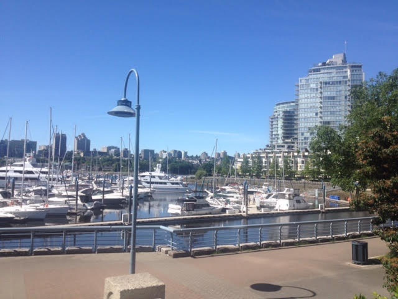 807 - 1077 Marinaside Crescent, Yaletown, Vancouver West