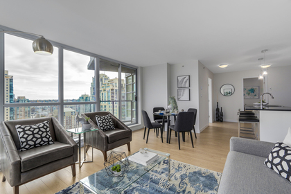 5 at 1804 - 1199 Seymour Street, Downtown VW, Vancouver West