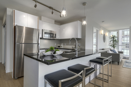 8 at 1804 - 1199 Seymour Street, Downtown VW, Vancouver West