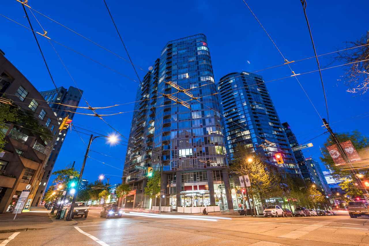 907 - 788 Hamilton Street, Downtown VW, Vancouver West