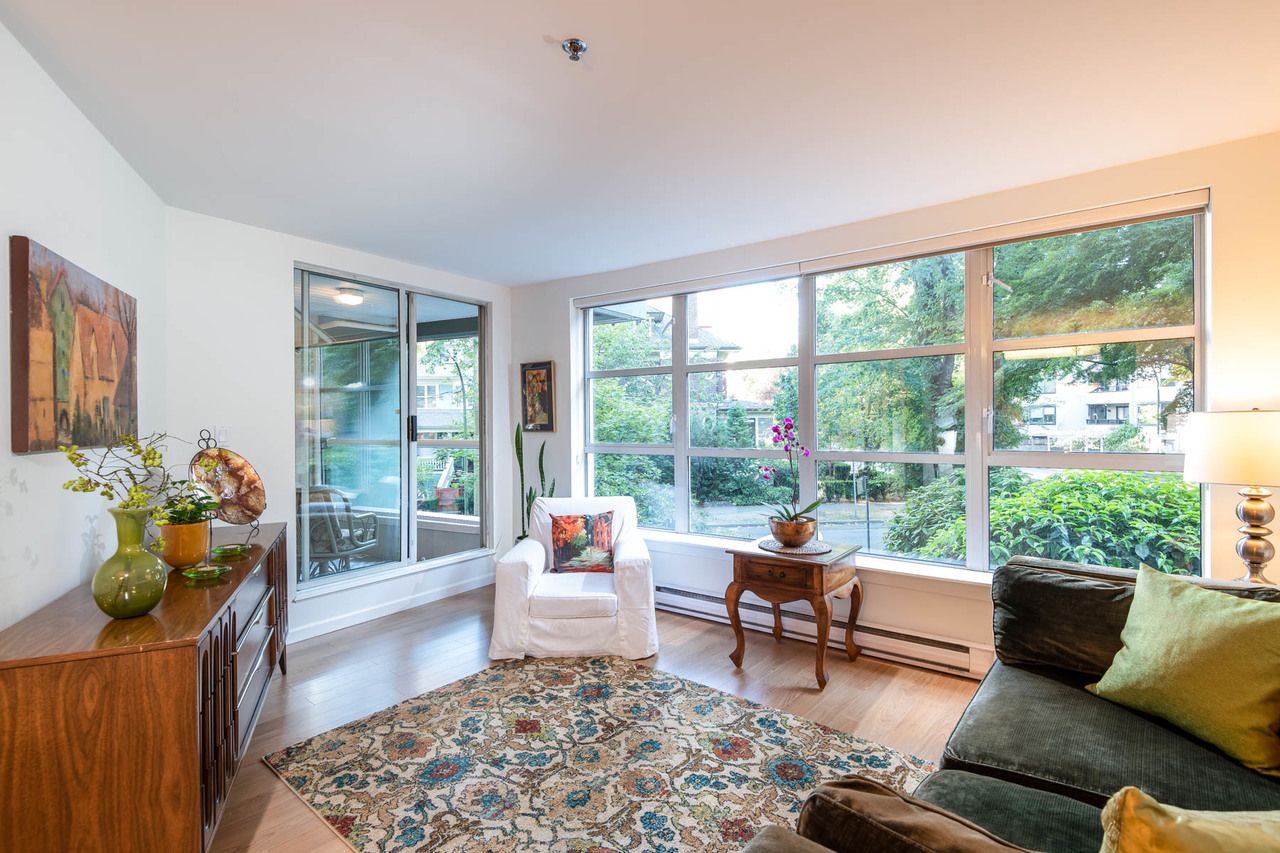 206 - 1705 Nelson Street, West End VW, Vancouver West