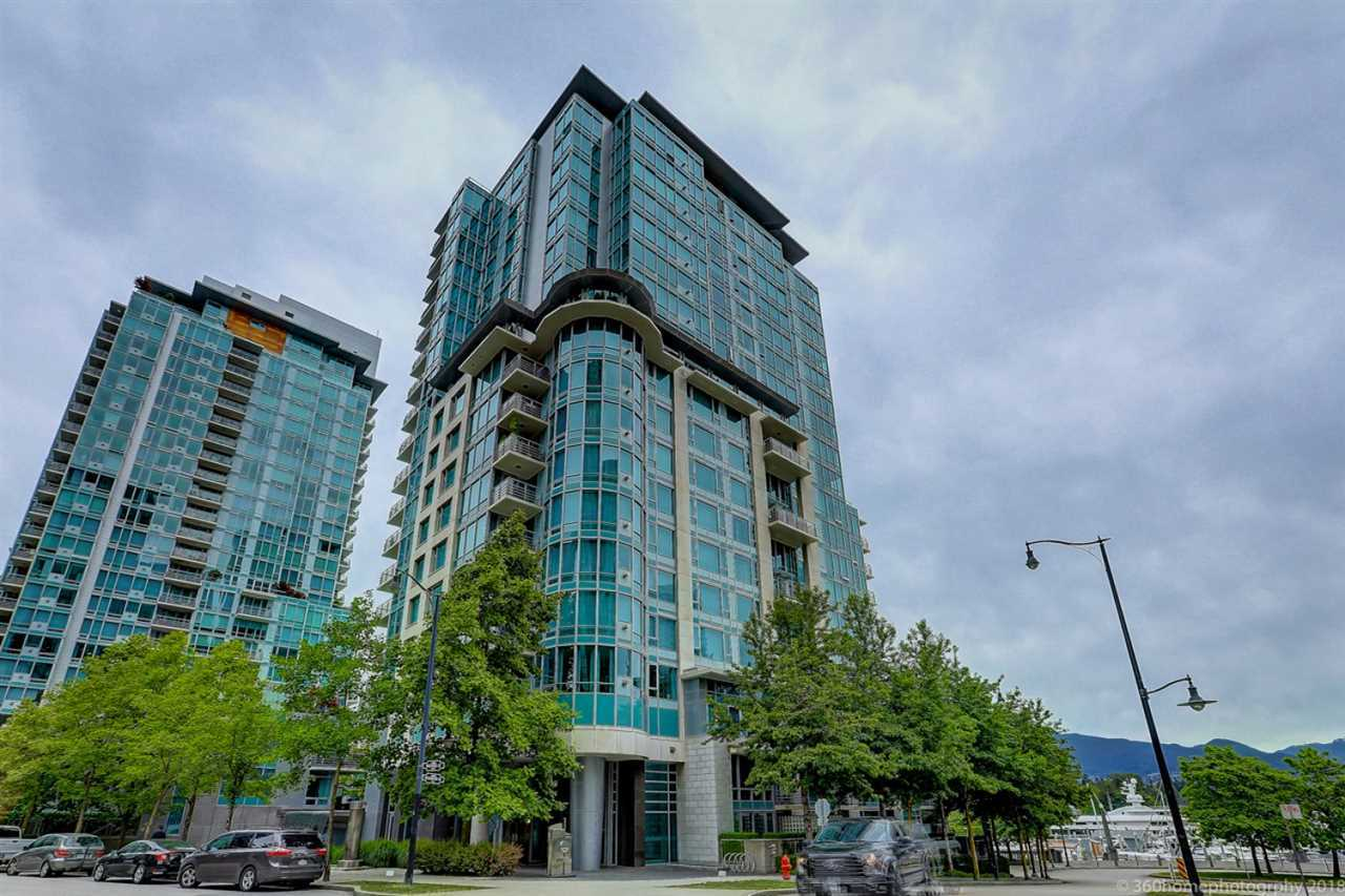 705 - 499 Broughton Street, Coal Harbour, Vancouver West
