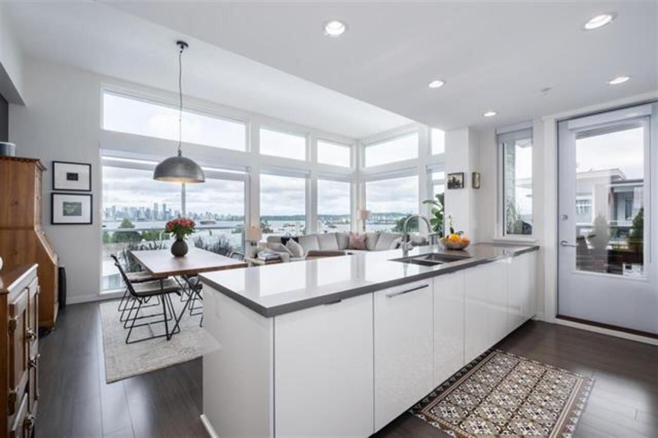 509-3 at 509 - 255 W 1st, Lower Lonsdale, North Vancouver