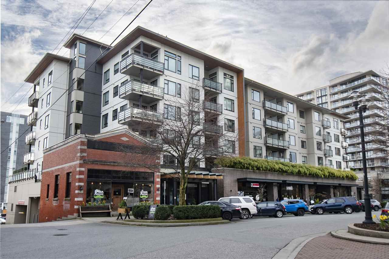 123 at 201 - 123 W 1st, Lower Lonsdale, North Vancouver
