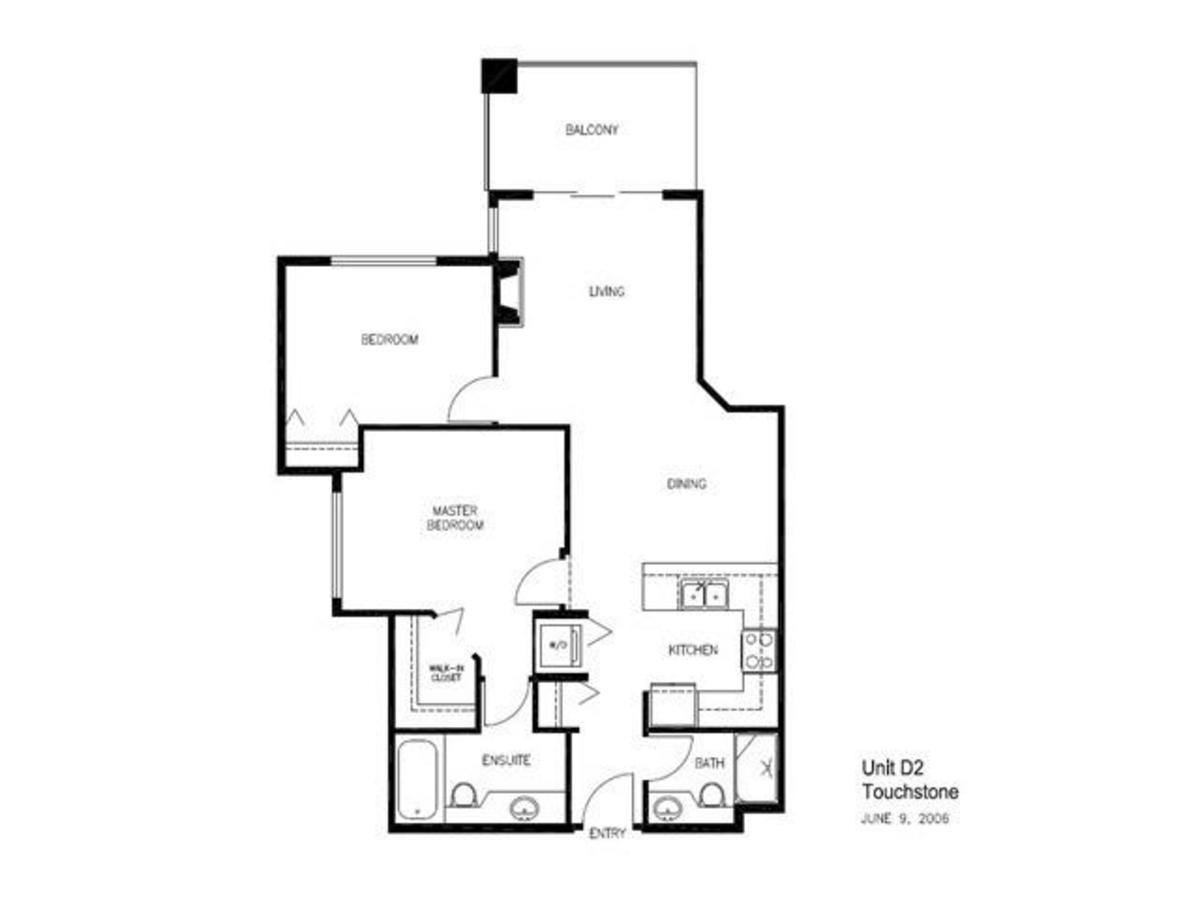 Floorplan at 428 - 1633 Mackay Avenue, Pemberton NV, North Vancouver