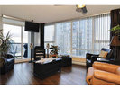 Living Room at 2302 - 928 Beatty Street, Yaletown, Vancouver West