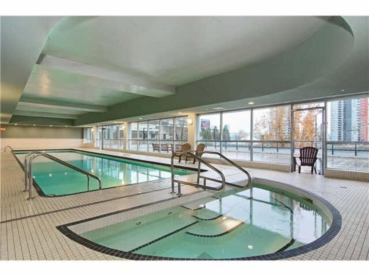 Pool at 2302 - 928 Beatty Street, Yaletown, Vancouver West
