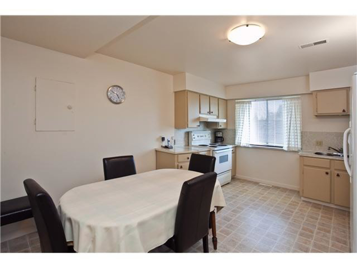 Dining room at 528 W 25th Street, Upper Lonsdale, North Vancouver