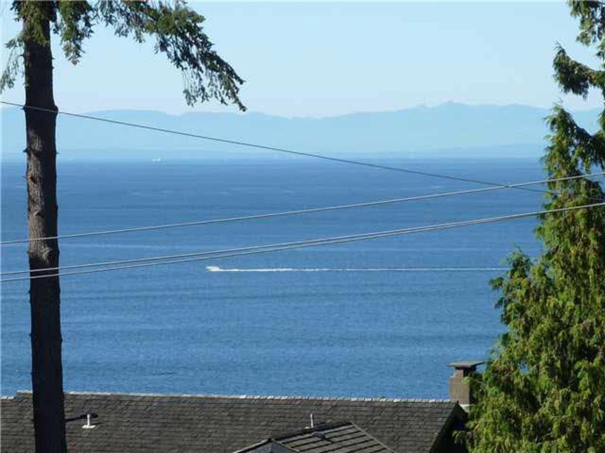 View at 5345 Kensington Crescent, Caulfeild, West Vancouver