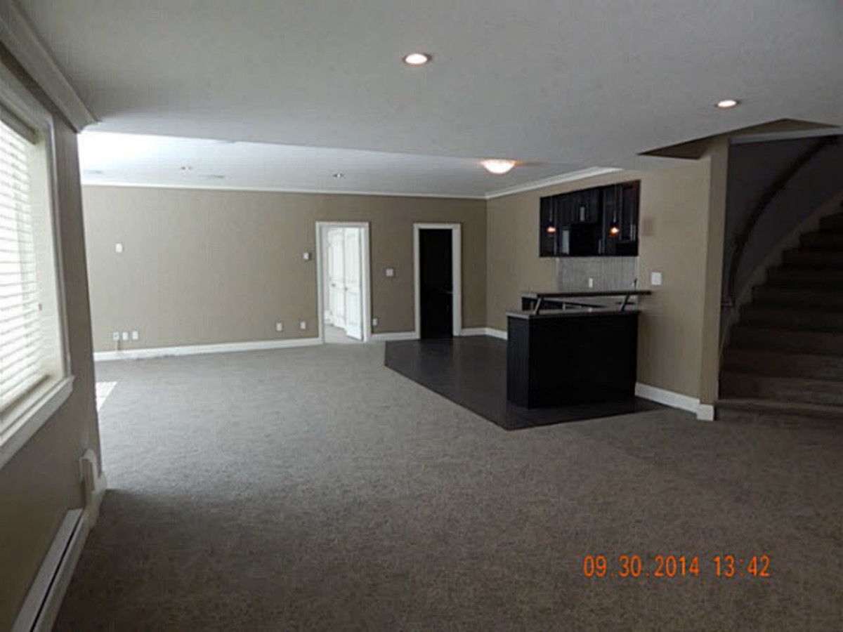 First floor at 3486 Wales Avenue, Burke Mountain, Coquitlam