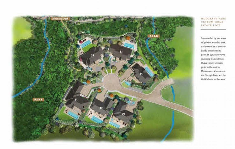 Lot 31 Mulgrave Park, Whitby Estates, West Vancouver