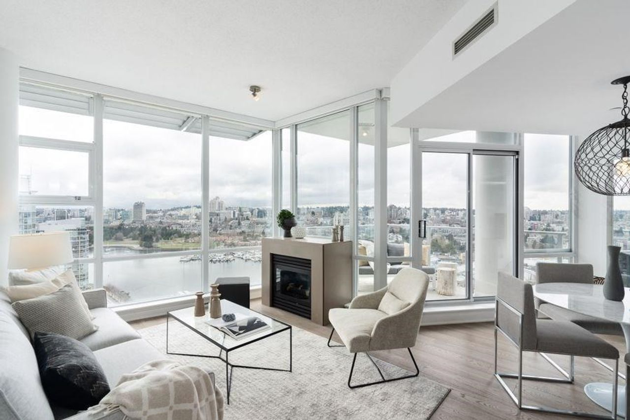 2601 - 638 Beach Crescent, Yaletown, Vancouver West