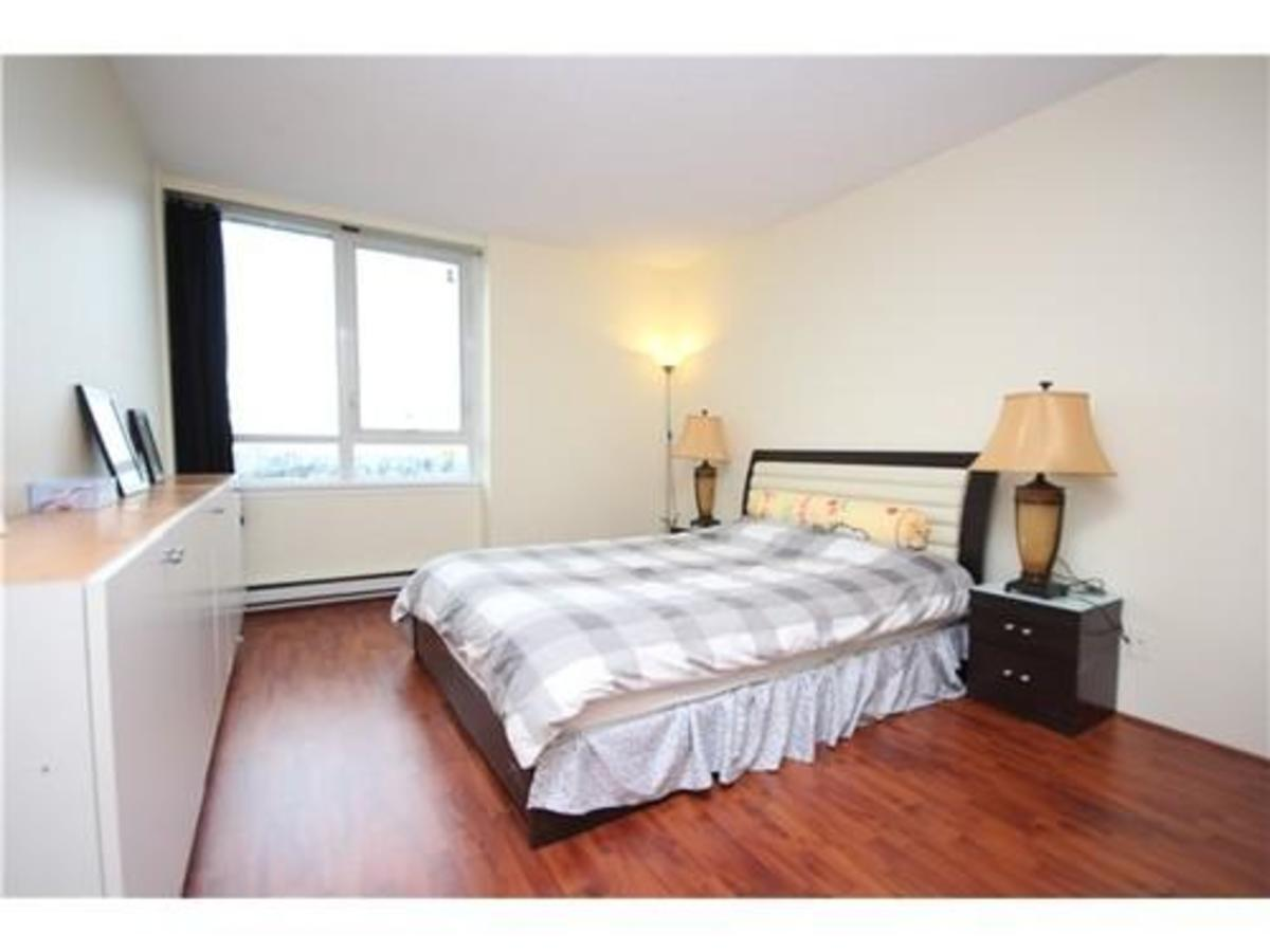Bedroom at 1506 - 5652 E Patterson Avenue, Central Park BS, Burnaby South