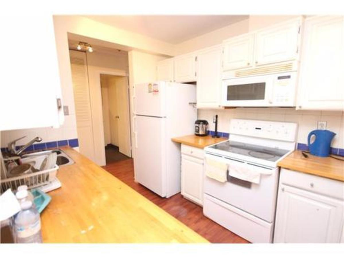 Kitchen at 1506 - 5652 E Patterson Avenue, Central Park BS, Burnaby South