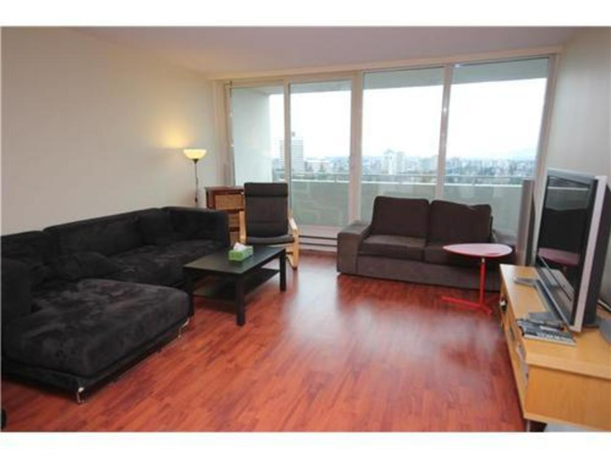 Living room at 1506 - 5652 E Patterson Avenue, Central Park BS, Burnaby South