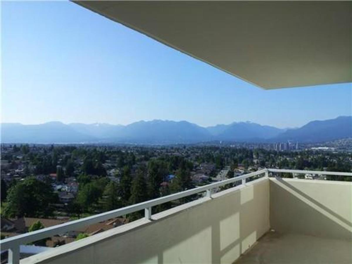 View at 1506 - 5652 E Patterson Avenue, Central Park BS, Burnaby South