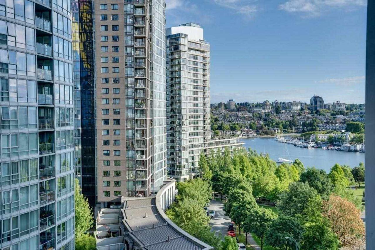 1206 - 1495 Richards Street, Yaletown, Vancouver West