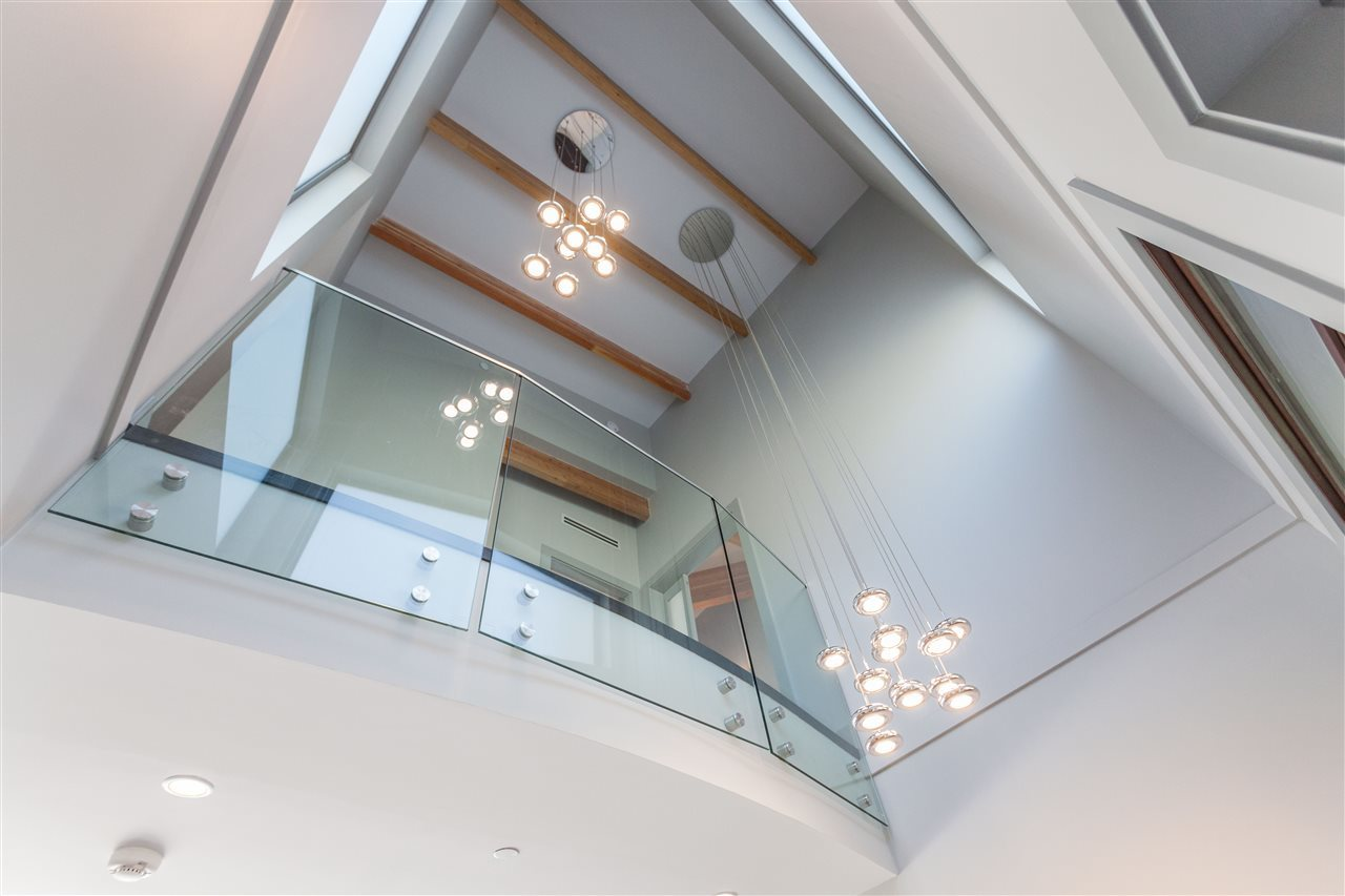 Stairwell at 2292 Mathers Avenue, Dundarave, West Vancouver