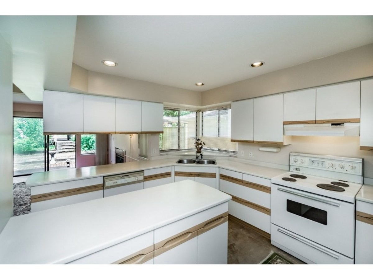 Kitchen at 1154 Clements Avenue, Canyon Heights NV, North Vancouver