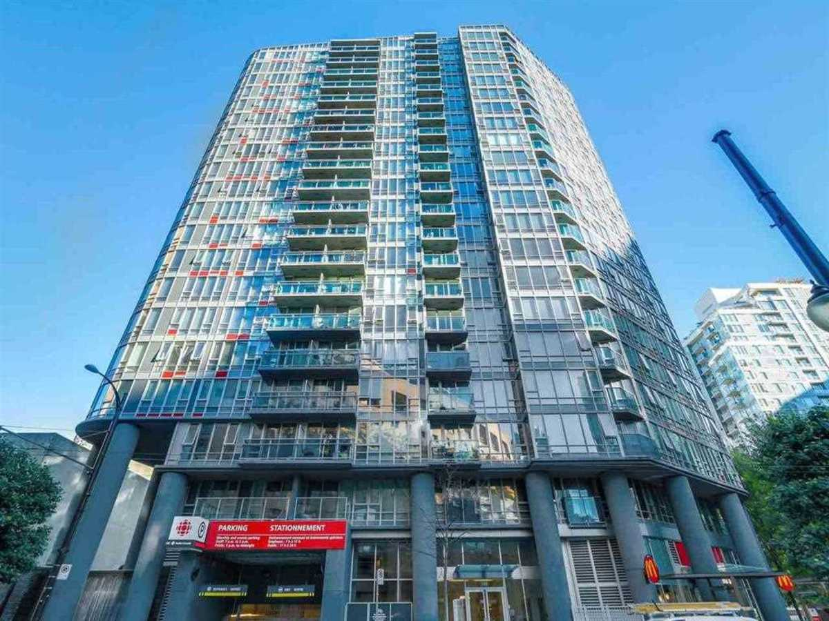 3.jpg at 1608 - 788 Hamilton Street, Downtown VW, Vancouver West