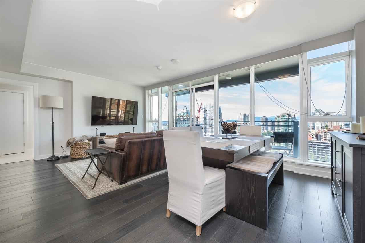 2302 - 1372 Seymour Street, Downtown VW, Vancouver West