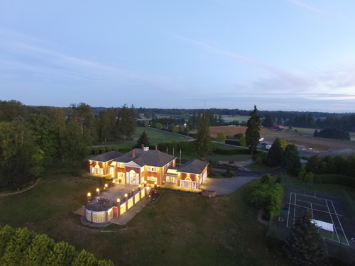 capulet-properties_white-house-west_aerial at Cascadia Ridge -  South Langley,