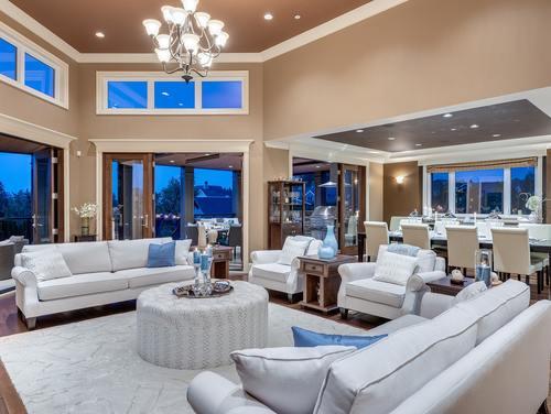 04_living-room at 354 198 Street -  Langley,