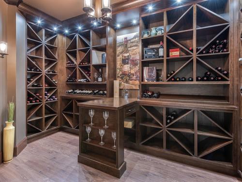 26_wine-room at 354 198 Street -  Langley,