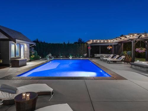 31_pool-twilight at 354 198 Street -  Langley,