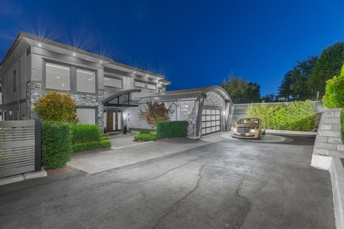 1-exterior at 14283 Marine Drive -  White Rock,
