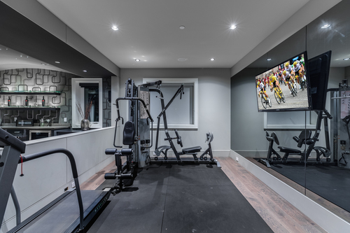 18-gym at 14283 Marine Drive -  White Rock Rock,