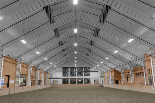 full-28_white at High Point Equestrian Centre -  South Langley,