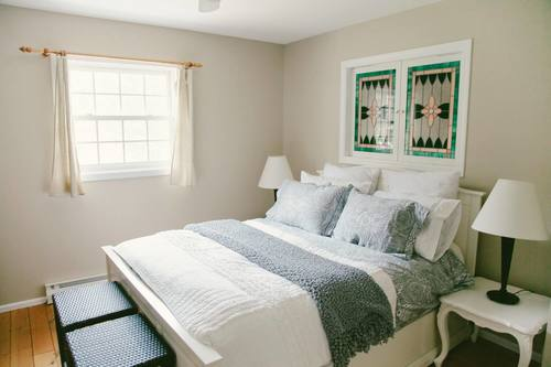 capulet-properties_otter-lake_bedroom at Otter Lake Living -  Cottage And Coach House,