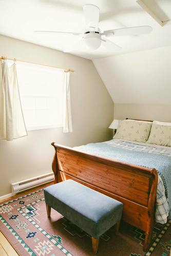 capulet-properties_otter-lake_bedroom2 at Otter Lake Living -  Cottage And Coach House,