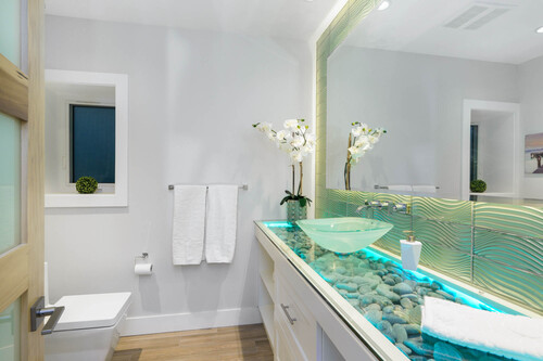 6-powder-room-entry-level at 14723 -  Upper Roper White Rock,