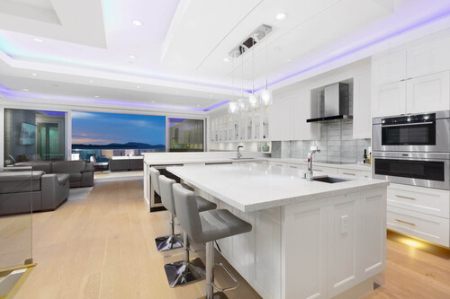 7-kitchen-to-view at 14723 -  Upper Roper White Rock,